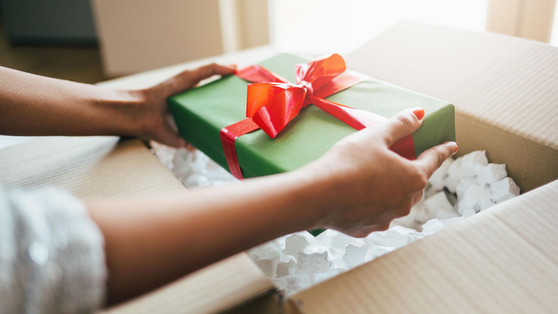 weihnachten im schuhkarton wir machen mit heitmann optik. Black Bedroom Furniture Sets. Home Design Ideas